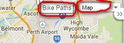 BikePaths-Map